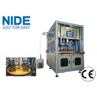 Quality Four working station automatic stator winding and coil inserting machine for sale