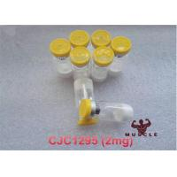Quality Muscle Enhance Growth Protein Peptide Hormones White Powder CJC 1295 Without Dac 2mg / Vial CAS 863288-34-0 for sale
