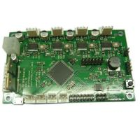 Quality Two Layer Laser PCB SMT Assembly Servo Controller Board With IC Programming for sale