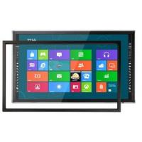 Quality China OEM 10 POINT IR touch  All In One Touch Screen Monitor Interactive Flat Panel for sale