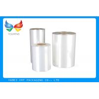 Quality High Printing Resolution OPS Shrink Film With Harmless And Nonpoisonous for sale