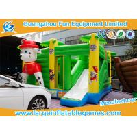 Buy cheap Paw Patrol Themed Inflatable Bouncy Castle For Playing Center from wholesalers