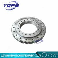Quality VLA200544-N Four point contact bearings  light series external gear teeth,inner ring flanged 434x640.3x56mm for sale
