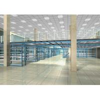 Buy cheap Free design Warehouse Mezzanine Floors Systems from wholesalers