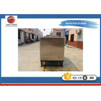 Buy PLC Control Ss Mixing Tank And Industrial Water Chiller , Beverage Production at wholesale prices