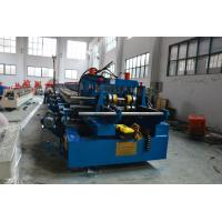 Quality Metal Chanel Roll Forming Machine Chain Driven PLC Control 22KW With Reducer for sale