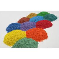 Quality Fragmented TPU Granules Customized Color Anti - Abrasion In Multiple Sizes for sale