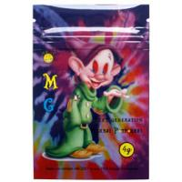 China SCOOBY SNAX herbal incense bags, herbal incense bags, Foil laminated bags, zipper bags on sale