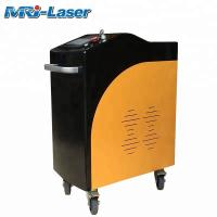 Quality Manual Cleaning Type Laser Rust Removal Machine CE FDA Certificate for sale