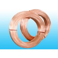 Copper Coated Bundy Tube 8mm X 0.65 mm For Cooling System for sale