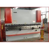 Quality 110tons X 2500mm CNC Hydraulic Press Brake for sale