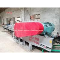 Low Noise Drum Chipper Machine Wear Resistant 450mm - 700mm Max Feed In Diameter for sale