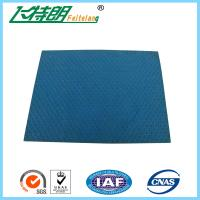 Quality IAAF Rubber Flooring Playground SurfacesArtificial Waterproof Synthetic for sale