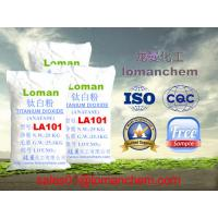 China Cheap Factory Price Titanium Dioxide Anatase LA101 from china manufacture Brand Loman on sale