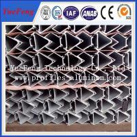 Buy Top quality aluminum gutter profiles, profil aluminum extruded at wholesale prices