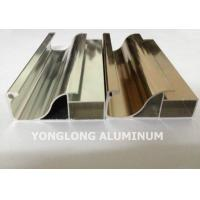 Quality 6m Normal Length Polished Aluminium Profile Environmental Protection for sale