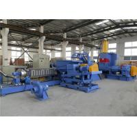 Quality PP PE Filler Masterbatch Rubber Dispersion Kneader Machine , Kneader Rubber Mixer  for sale