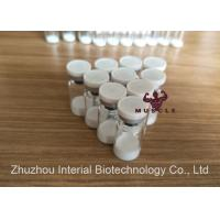China Mass-Gains Injectable Protein Peptide Hormones Cjc 1295 No Dac (CJC-1295 without Dac) Powder on sale