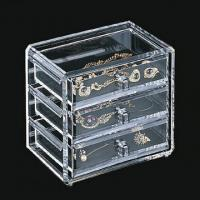 Quality 2mm / 3mm Acrylic Jewelry Display Case for Necklace ,Bracelet for sale
