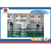 Quality Industrial 2 Stage RO System Purification Water Treatment Systems for sale
