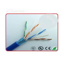 Quality FTP Oil Filled Ethernet Network Cable Cat6 305m With High Speed 1000Mbps for sale