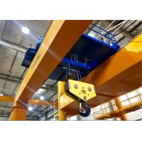 Quality 100 T Electric Hoist Lifting Winch with 12-18 lifting height M6 work duty for sale