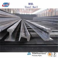 Quality Steel Rail Uic50, Uic54, Uic60 for sale