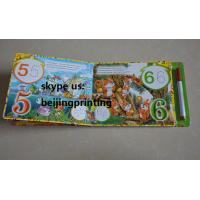 Children Book Printing in Beijing China, Board Book Printing Services for sale
