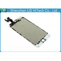 Quality OEM Original Iphone 6 LCD Screen Assembly White Touch Digitizer Non Customized for sale