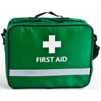 Quality Emergency bag first aid kit strong Nylon first aid Bag Large Size for sale