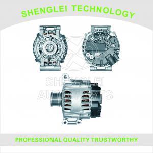 Quality FG15T072 Peugeot Car Alternator , 12V 150A Aluminum Material Auto Alternator for sale
