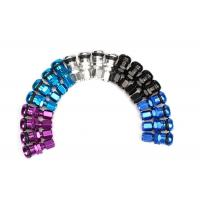 Quality Colorful Tire Valve Extension Tire Valve Covers For Checking The Tyre Pressure for sale