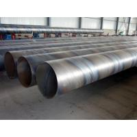 """Quality 1/4""""-48"""" SSAW Steel Pipe API 5L PSL2 with X52m Material , Wall Thickness Sch10-Sch160 for sale"""