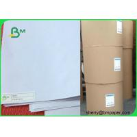Quality Grade AA 80gsm Copier Paper Rolls for Printing / White Printer Paper for sale