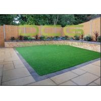 Quality Monofilament Artificial Grass Garden High UV - Resistance And Weather Resistance for sale