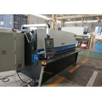 Buy cheap Thickness 25Mm Hydraulic Shearing Machine For Q235 Or Q345 Mild Steel from wholesalers