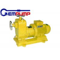 Quality Electric motor Self Priming Centrifugal Pump for Municipal / Sewage Project , irrigation water pump for sale