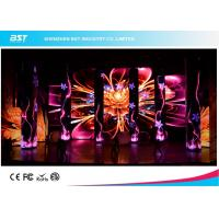 Quality P3.91mm LED Backdrop Screen Rental 1920hz Refresh Rate For Concert Show for sale