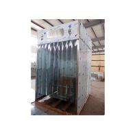 Quality Class 100 Clean Room Dispensing Booth , Stainless Steel Downflow Booths for sale