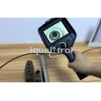 China Visual Video Inspection Borescope  With Front View Camera Insert Tube Diameter 3.9mm for sale