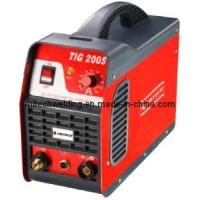Quality Inverter DC TIG Welding Machine (TIG200S) for sale