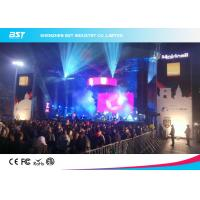 Quality High Resolution P10 Outdoor Led Curtain Rental Full Color Led Display For Advertising for sale