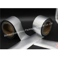 Quality CE Certificated Aluminized Polyester Food Packing Film Oxygen / Water Vapor Resistant for sale