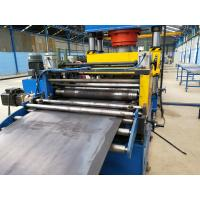 Quality High Strength Corrugated Steel Panel Roll Forming Machine For Highway Railway Culvert for sale