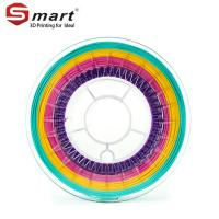 China Strongest 3d Printer Plastic Filament Types Multicolor Flexible Suppliers on sale