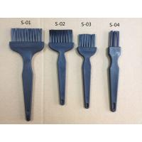 Balck Cleanroom Antistatic ESD Plastic Brush