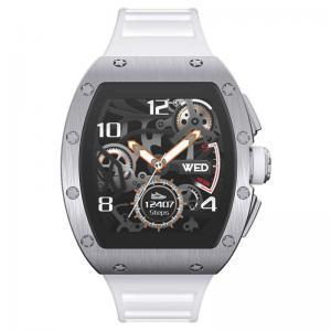 Quality Zinc Alloy Shell TPU Band NRF52832 Female Smart Watch for sale