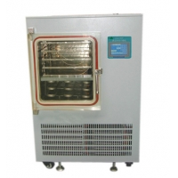 Quality Commercial Lab Freeze Dryer 3.5 KW PowerFor Vegetable Fruit And Food for sale