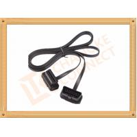 Quality PVC OBD 5m Extension Cable16 Pin Male To Female Cable Y Type CK-MF16Y01 for sale
