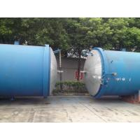 Quality Food Rubber AAC Autoclave Pressure Vessel For Chemical , High Pressure for sale